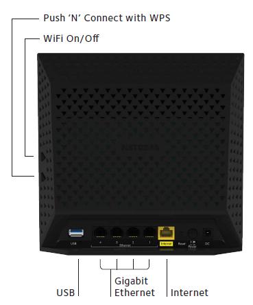 New Drivers: NETGEAR R6250 WiFi Router