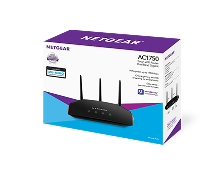 R6350 | WiFi Routers | Networking | Home | NETGEAR