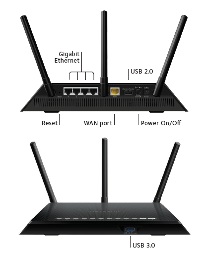 R6400 Wifi Routers Networking Home Netgear