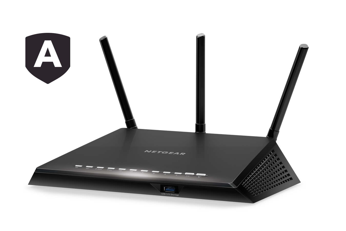 Nighthawk AC1750 Smart WiFi Router