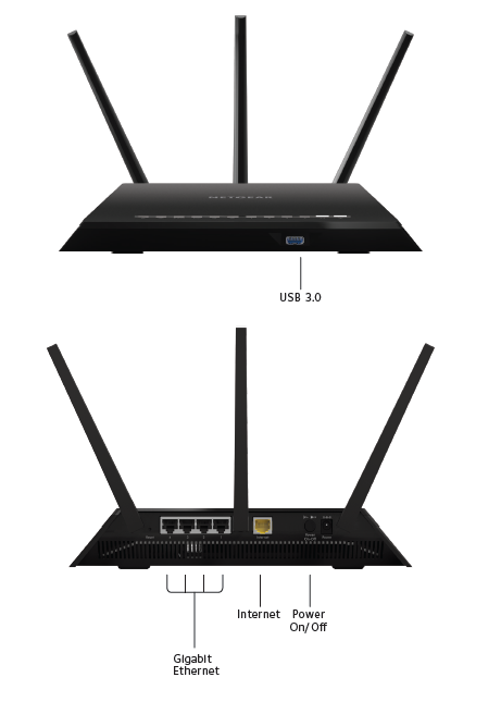 R6900 Wifi Routers Networking Home Netgear