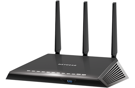 Nighthawk AC2600 Smart WiFi Router with MU-MIMO