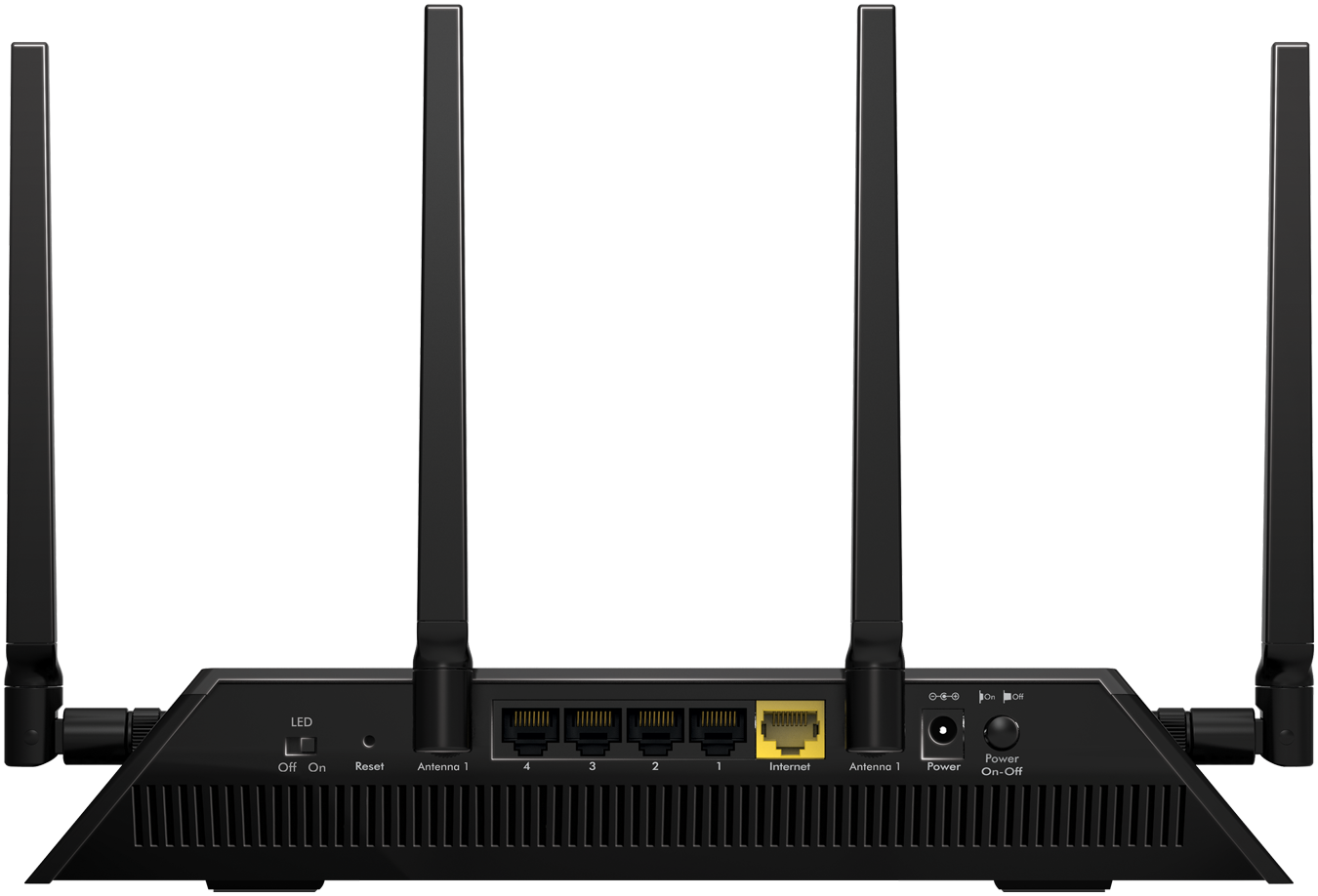 R7800 Ac2600 Nighthawk X4s Gaming Router Netgear Modem Wiring Diagram
