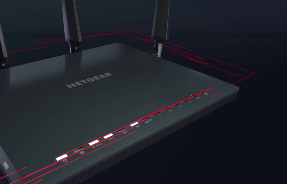R7800 (AC2600) Nighthawk X4S Gaming Router | NETGEAR