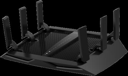 Roteador Netgear Nighthawk X6-Especificaçoes