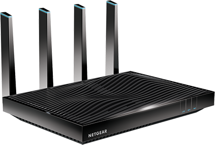 Nighthawk<sup><sup>®</sup></sup> X8—AC5000 Smart WiFi Router