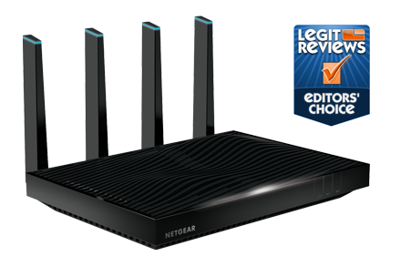 AC5300 Nighthawk X8 Tri-Band WiFi Router