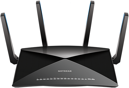 Nighthawk<sup>®</sup> X10 Smart WiFi Router