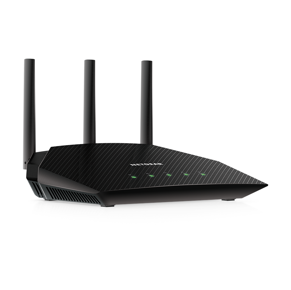 4-Stream WiFi 6 Router with NETGEAR Armor<sup>™</sup>