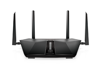 Nighthawk AX5 5-Stream WiFi 6 Router with NETGEAR Armor<sup>TM</sup>