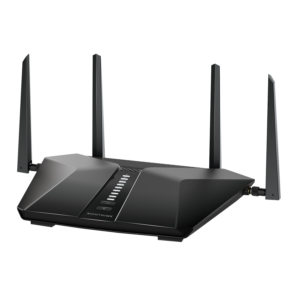 6-Stream AX4300 WiFi 6 Router