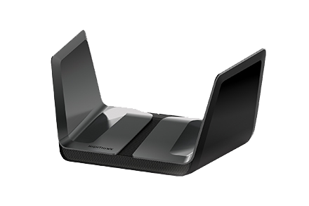 Nighthawk AX8 8-Stream WiFi 6 Router with NETGEAR Armor<sup>TM</sup>