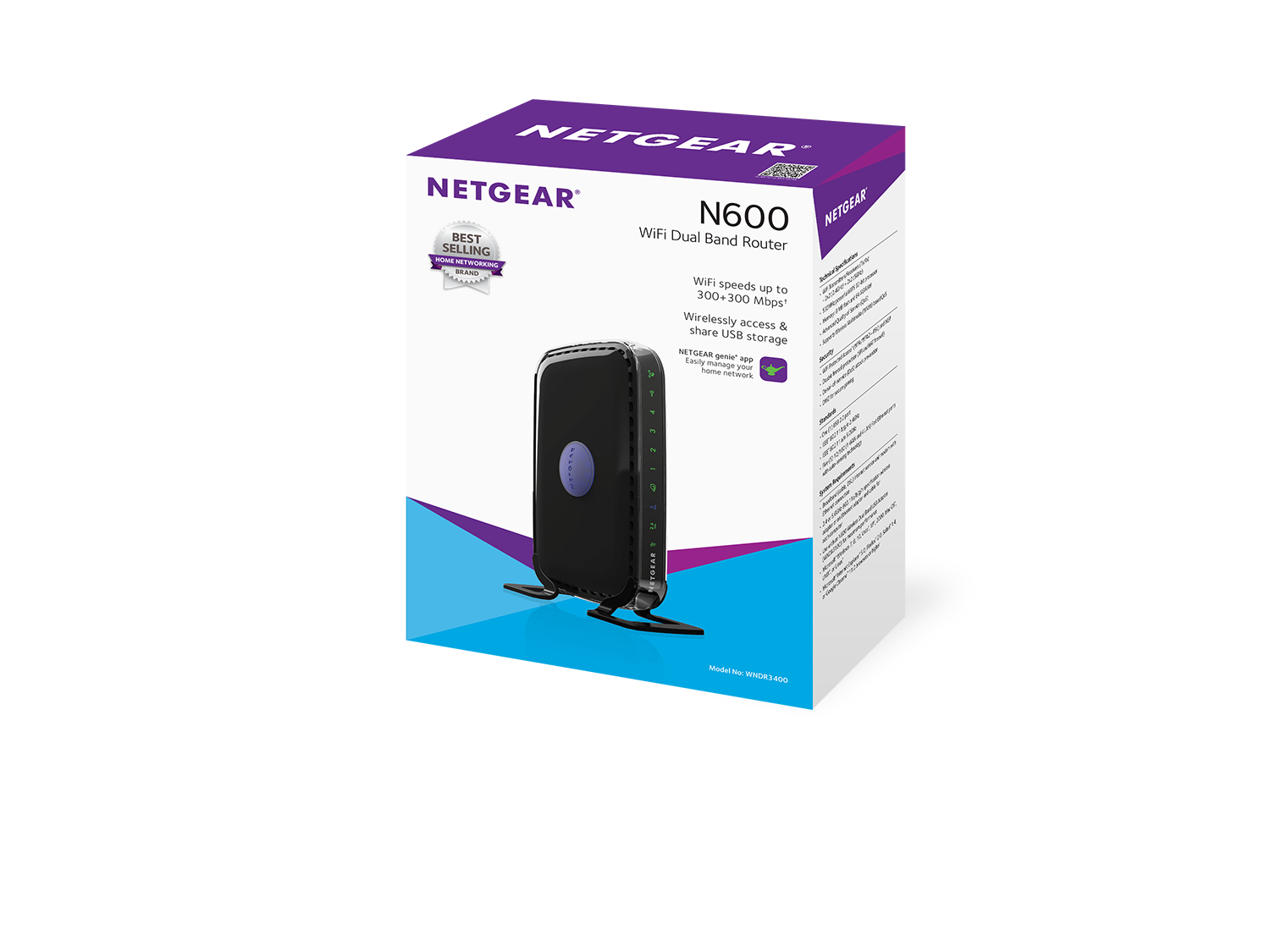 Wndr3400 Wifi Routers Networking Home Netgear