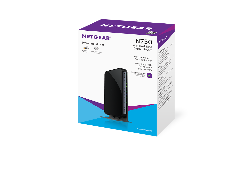 WNDR4300 | WiFi Routers | Networking | Home | NETGEAR on