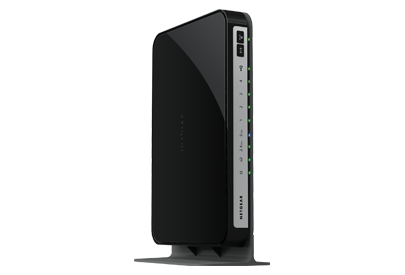 Arris TM1602 Docsis 3 Phone Modem + Netgear WNDR4300 Wireless Dual Band N  Router Package (Optimum/Cablevision)