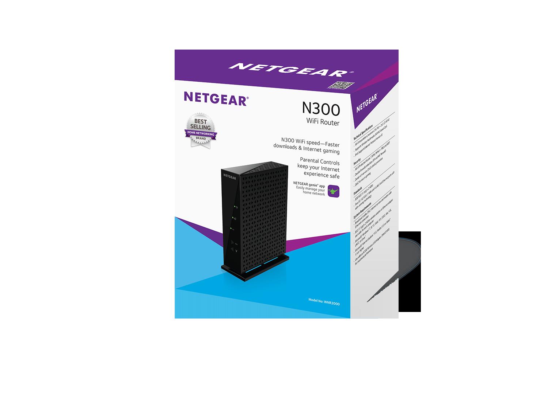 Netgear n300 wireless router wnr2000v2