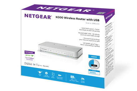 WNR2200 | WiFi Routers | Networking | Home | NETGEAR