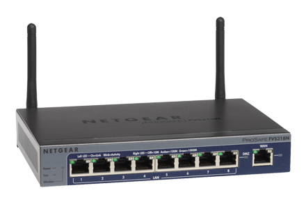 Vpn Firewalls Fvs318n Security Business Netgear