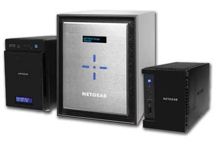 Readynas Network Attached Storage Netgear