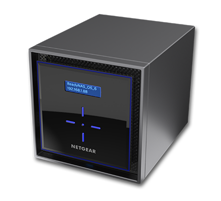 Netgear readynas 102 vpn