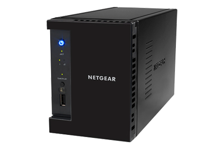 NETGEAR RN31212D NAS Windows 8