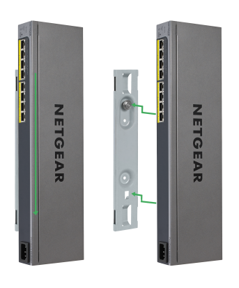 Easy-Mount Switches | Switches | Business | NETGEAR