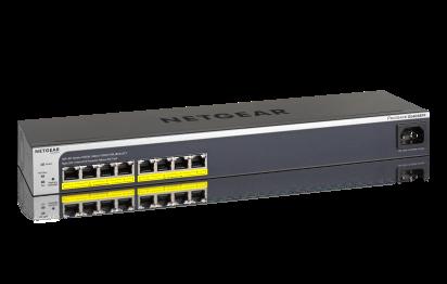 Netgear Gs408epp 100ajs Prosafe Plus 8 Port Gigabit Web