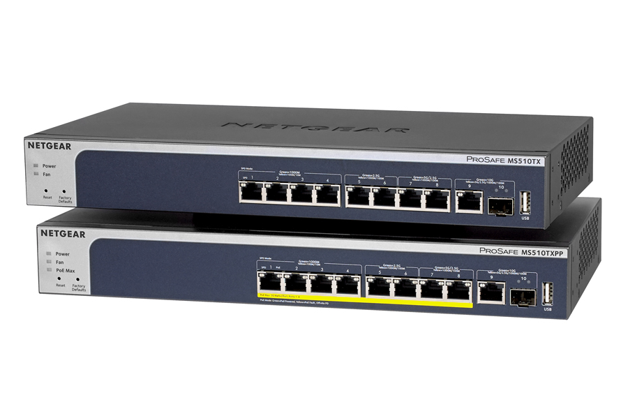 Smart Managed Pro Switches Switches Business NETGEAR