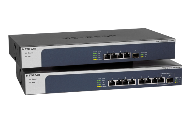 Unmanaged Switches | Switches | Business | NETGEAR