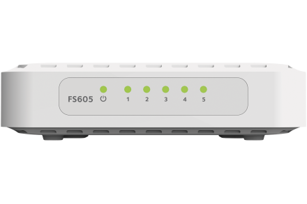 netgear fs605