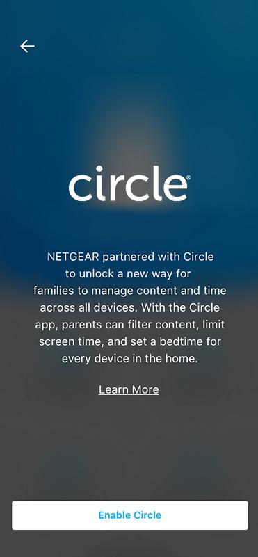 NETGEAR Nighthawk App | Apps | Discover | Home | NETGEAR