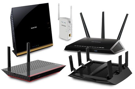 802.11ac WiFi compatible hardware from NETGEAR