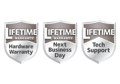 ProSAFE Lifetime Warranty | Documents | Business | NETGEAR