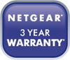logo 3 year warranty