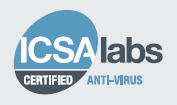 logo icsa labs certified