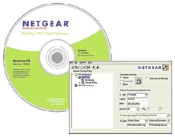 NETGEAR PROSAFE CLIENT TÉLÉCHARGER VPN
