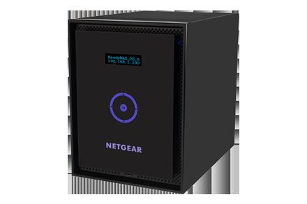 NETGEAR RDD516 NAS Treiber