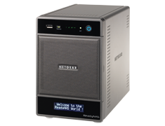 New Driver: NETGEAR ReadyNAS NVX Pioneer Edition NAS RAIDiator
