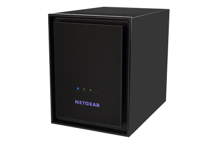 NETGEAR RN31442E NAS Drivers for Mac