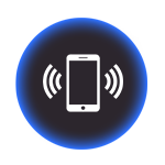 high speed mobile network signal