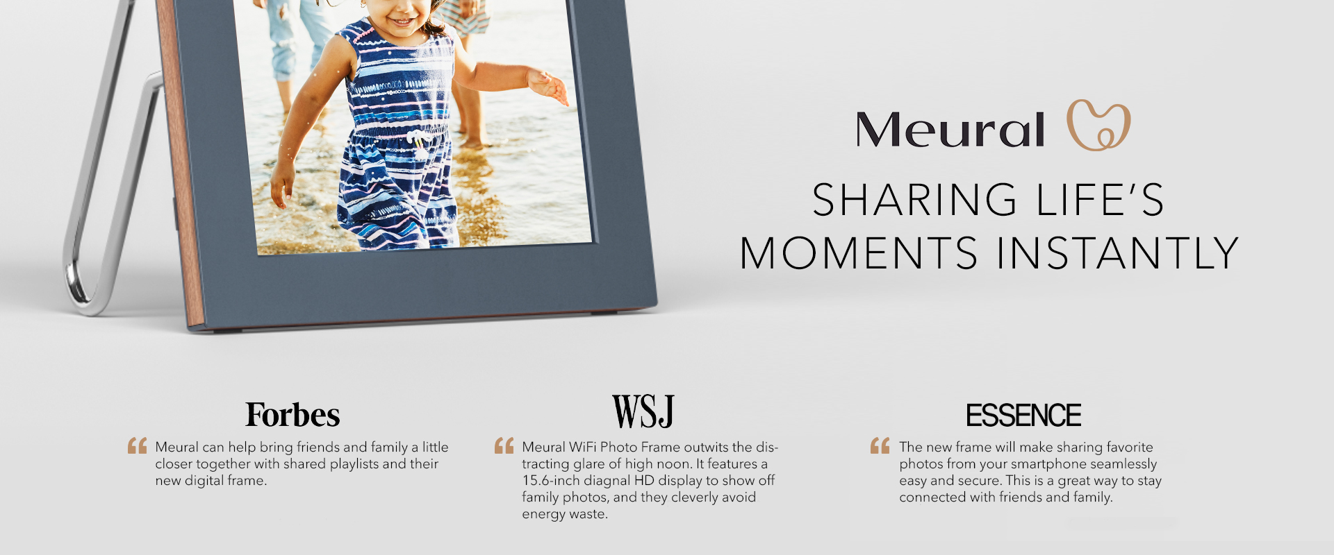 Meural Photo Frame reviews