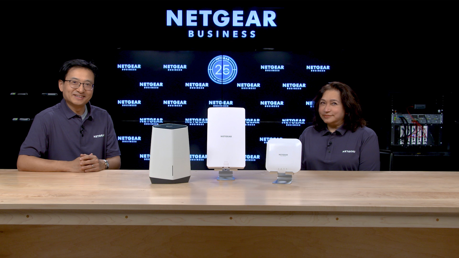 Netgear Business WiFi 6 and Insight