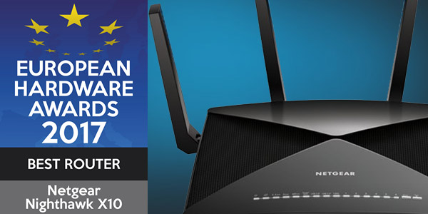 X10 VOTED BEST WIFI ROUTER