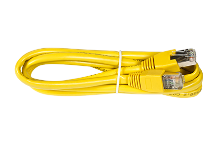 NETGEAR Original Yellow CAT5e Premium Cable