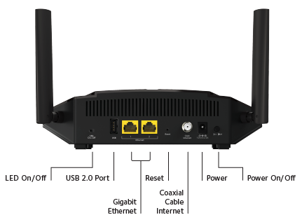 Comcast Compatible Modem Router >> C6220 | Cable Modems & Routers | Networking | Home | NETGEAR