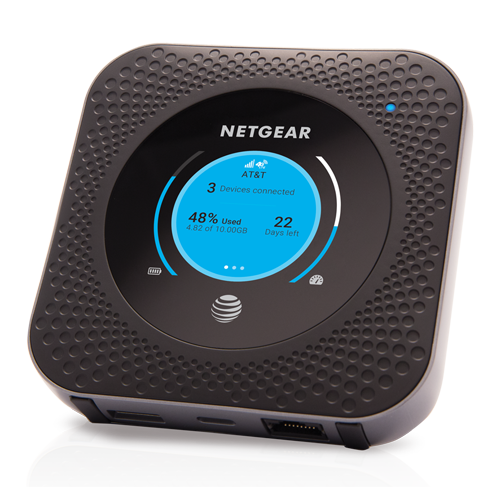 Nighthawk<sup>®</sup> LTE Mobile Hotspot Router