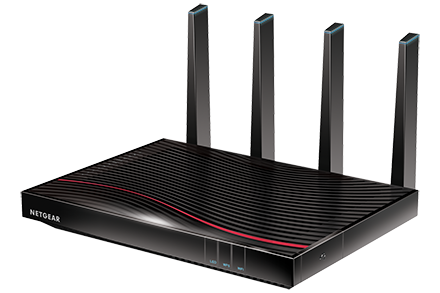 Nighthawk X4S DOCSIS<sup>®</sup> 3.1 Ultra-High Speed Cable Modem Router