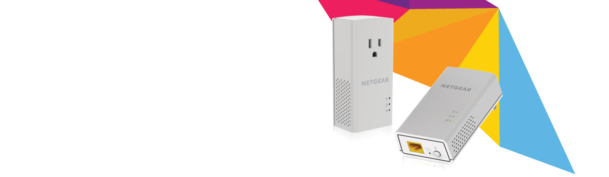 Powerline networking ethernet product from NETGEAR