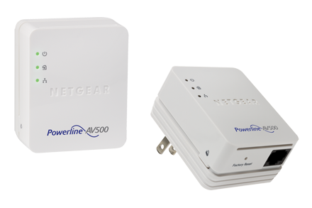 Powerline 500, 1 Port