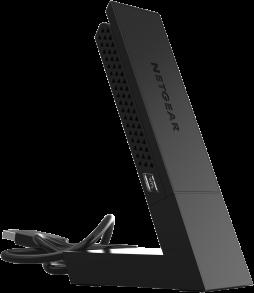 Black AC1200 Dual-Band WiFi USB 3.0 Adapter NETGEAR